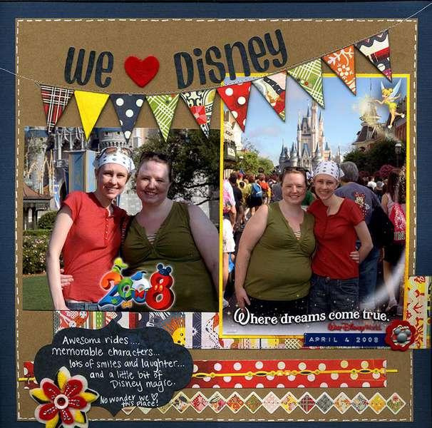 We {Heart} Disney