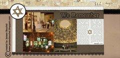 We Remember - Yad Vashem Holocaust Museum