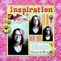My Inspiration Is You