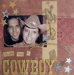 Should've Been A Cowboy
