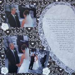 Our Vows (left side)