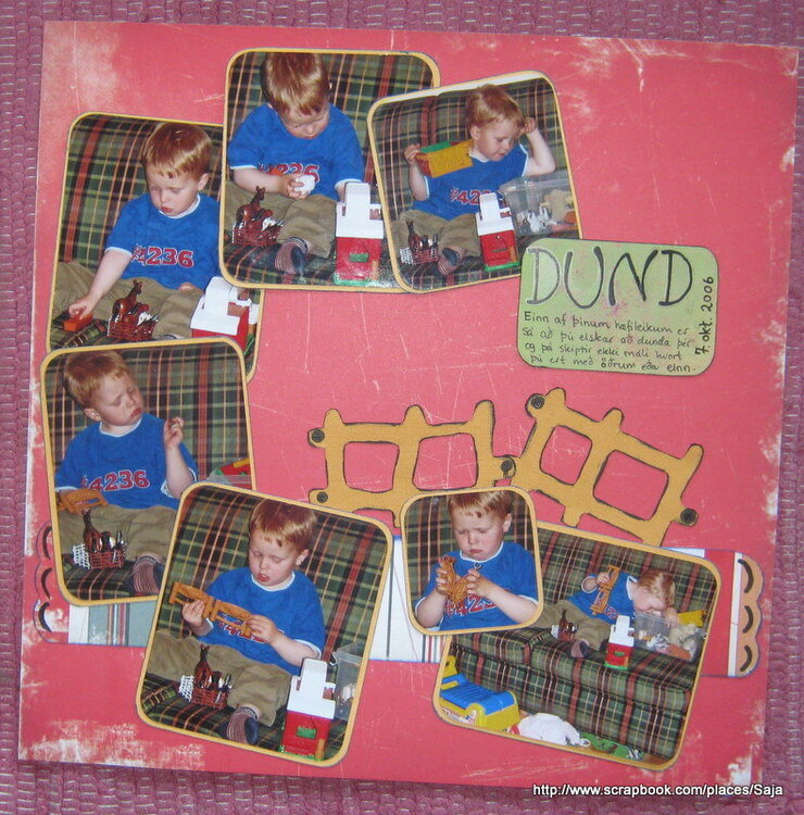 Dund - Love to play