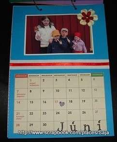 Calender - xmas gift 2008