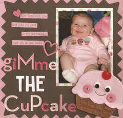 Gimme The Cupcake