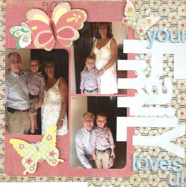 Your Family Loves U!