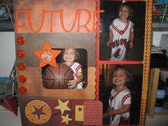 Future Basketball star
