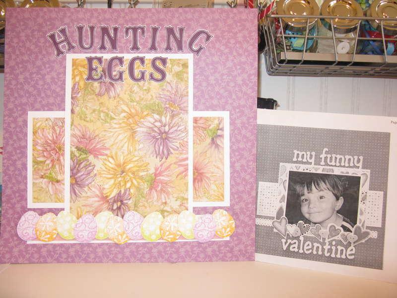 hunting eggs