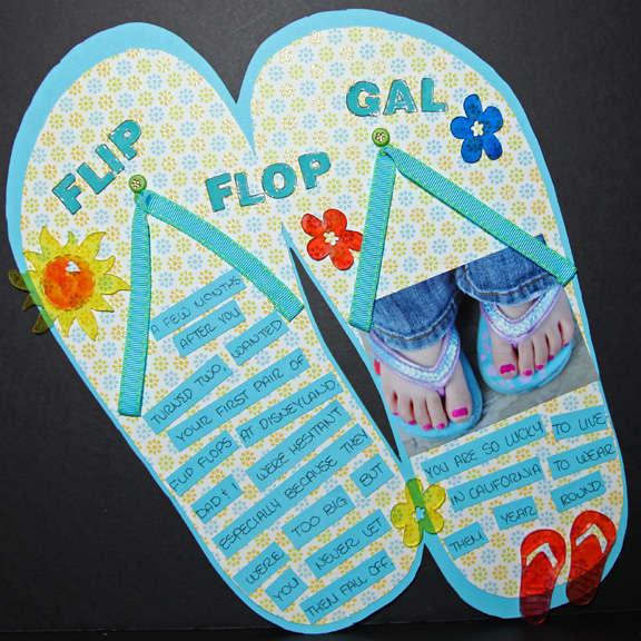 Flip Flop Gal
