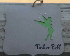 Tinkerbell invitation