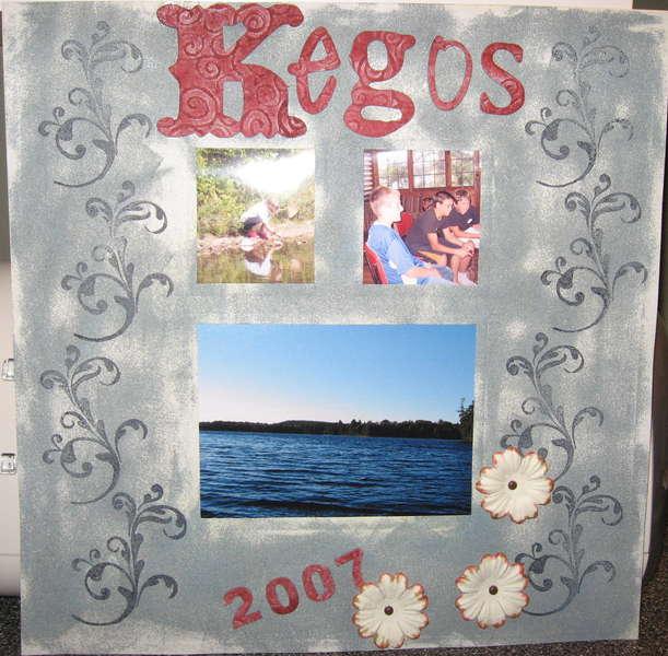 Kegos 2007