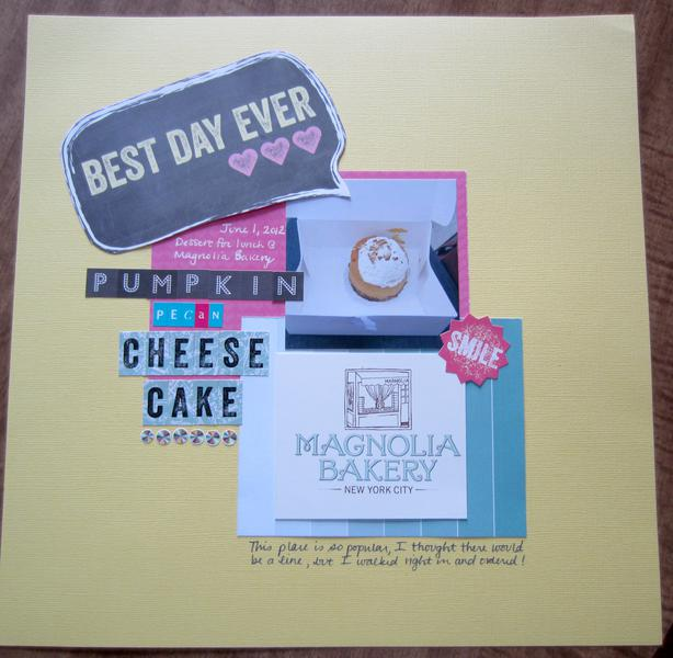 Best Day Ever: Pumpkin Pecan Cheesecake