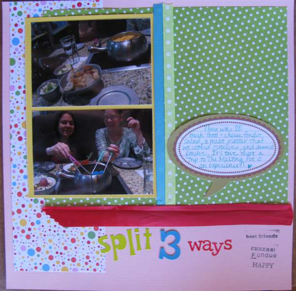 Split 3 Ways page 1