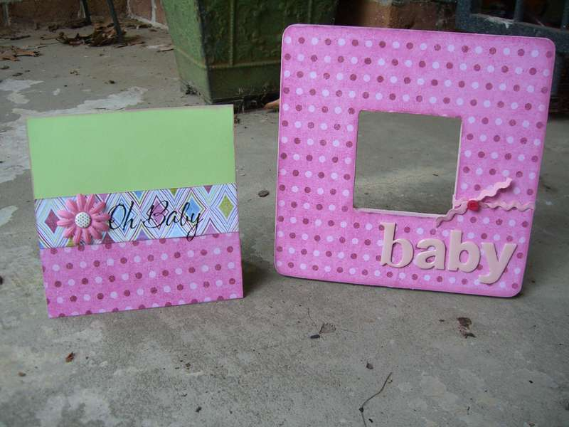 Card & Picture Frame