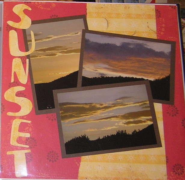 Sunset page 2