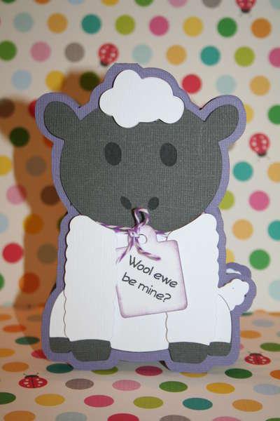 Wool ewe be mine?