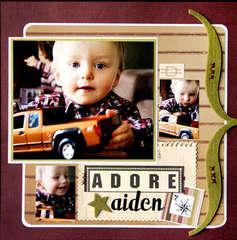 Adore Aiden