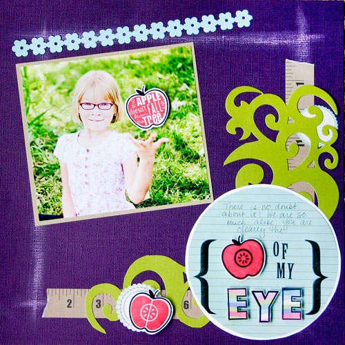 Apple of my Eye ***New Gel-a-tins***