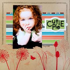 Cutie Pie **NEW Gel-a-tins Stamps**