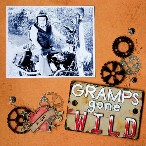 Gramps Gone Wild ***New Gel-a-tins***