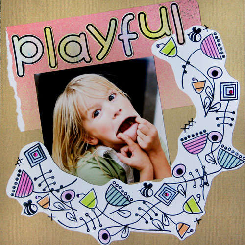 Playful **NEW Gel-a-tins Stamps**