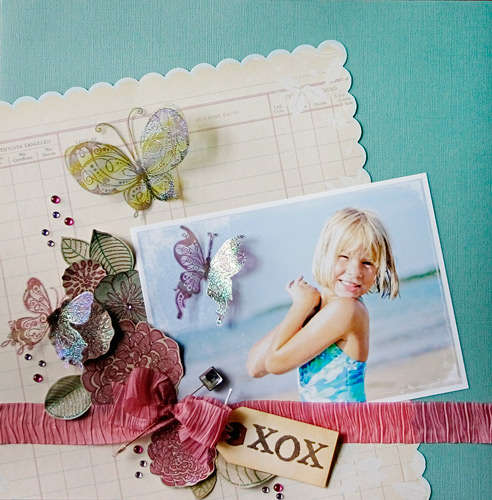 XOX **New Gel-a-tins Stamps**
