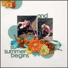 Summer Begins *Prima PPP*