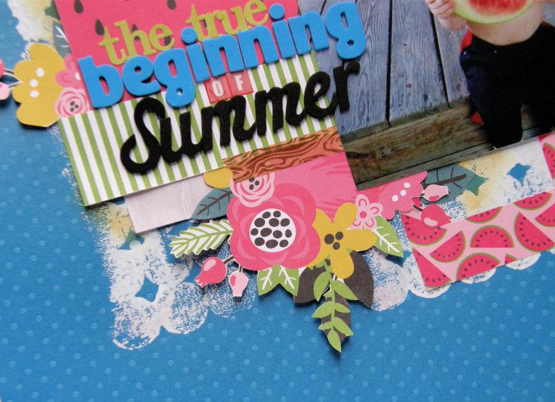Beginning of Summer