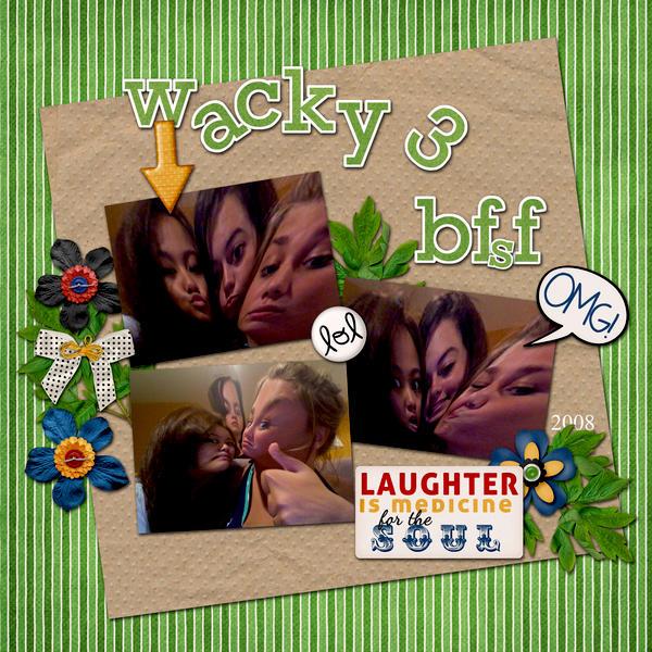 Wacky 3