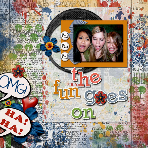 The FUn Goes On