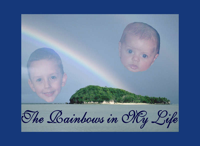 The Rainbows in My Life