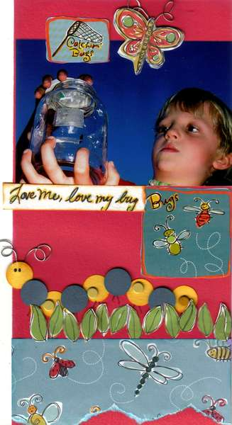 love me, love my bug KAREN FOSTER