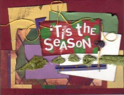 Christmas Card Set *NEW Karen Foster*