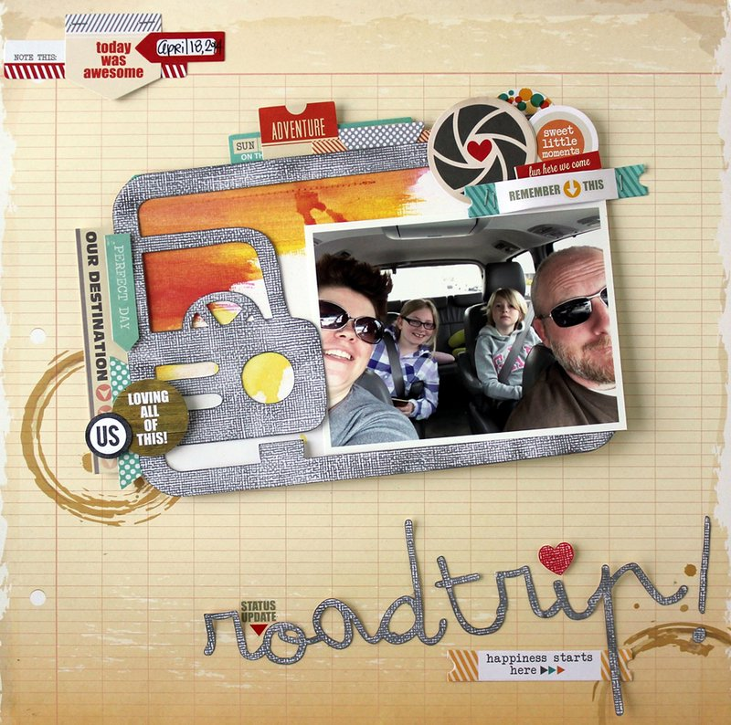 Road Trippin' *Chic Tags