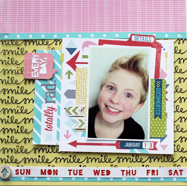 totally rad *cocoa daisy feb kit