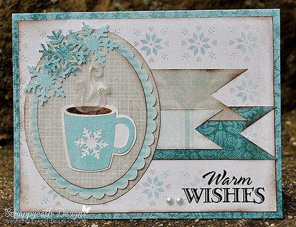 Warm Winter Wishes Hybrid Card