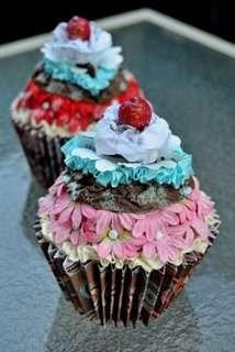 Cupcake *Gift Card Holder*