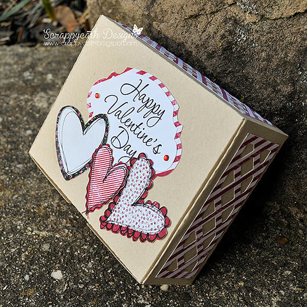 Valentine Bakery Box