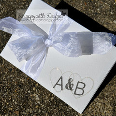 Envelope for Ornate Wedding Card