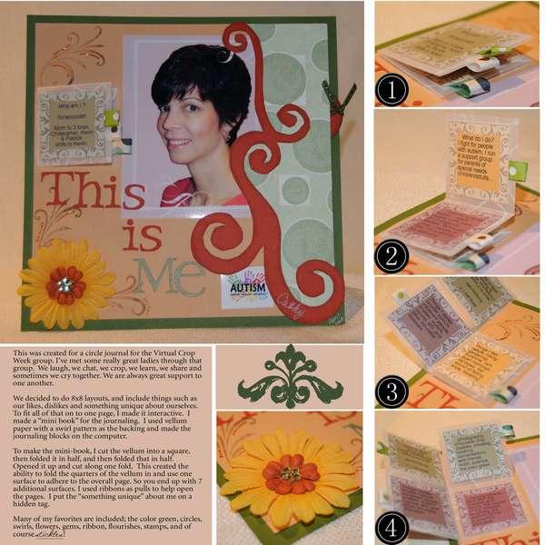 Circle Journal ~ Details