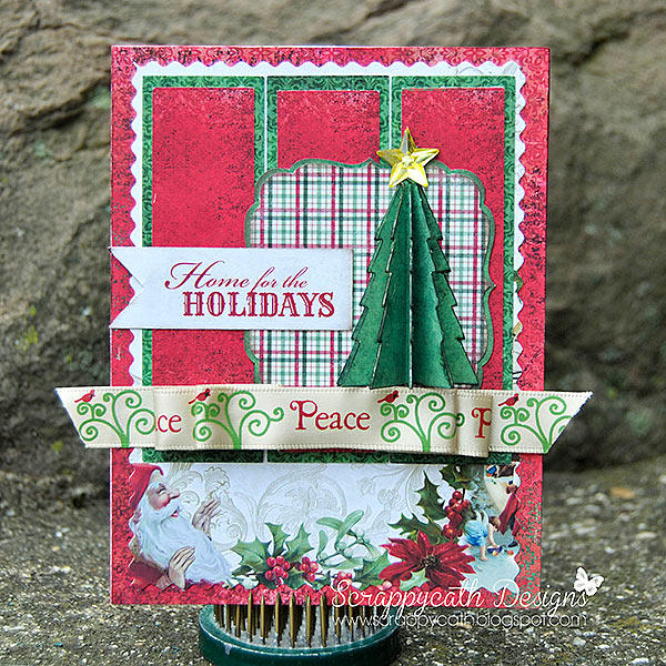 Home for the Holidays Hybrid Card