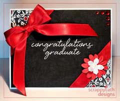 Elegant Graduation Card *Hybrid*