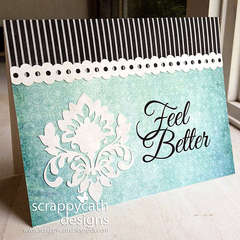 Feel Better hybrid card