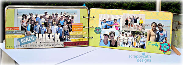 License Plate Mini Album pg 2-3