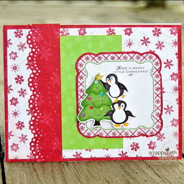 Have a Merry Little Penguin Christmas