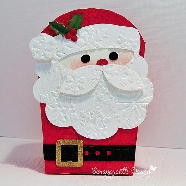 Santa Hybrid Gift Bag