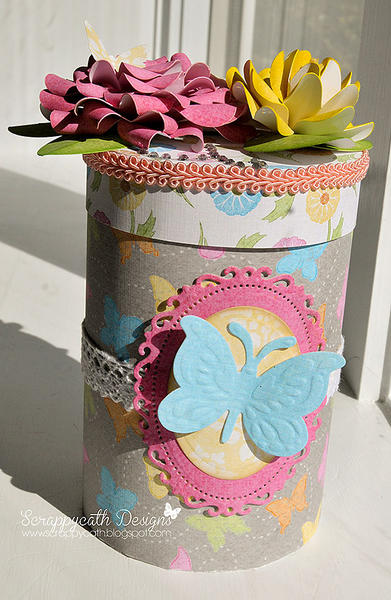 Spring Bouquet Box