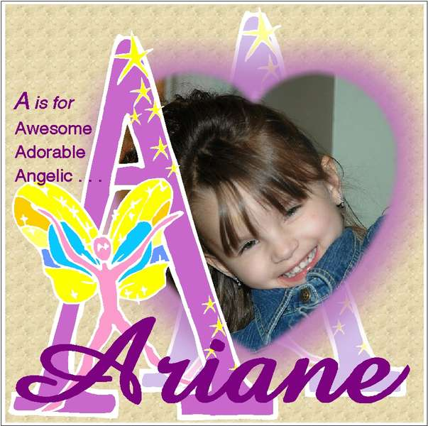 A is for Ariane