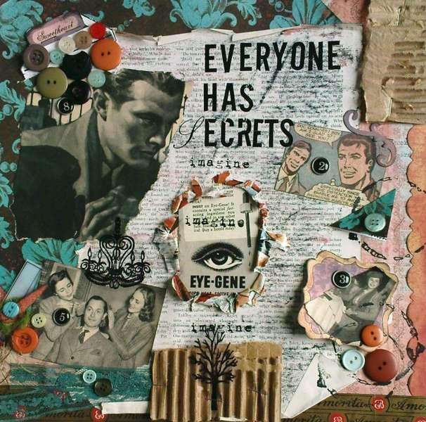 Secrets *QKD*