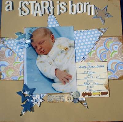 A STAR IS BORN ~COLBY~ 2004