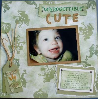 UNFROGETTABLE CUTE!!! CODY 1998